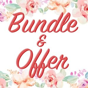 Other - Bundle and offer